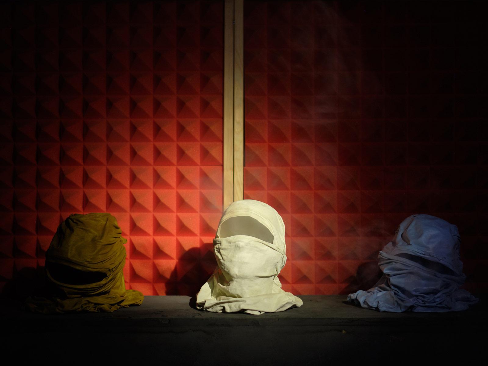 Skulpturen Art In The Dark